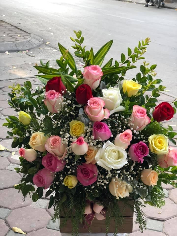 đặt hoa online quận tây hồ