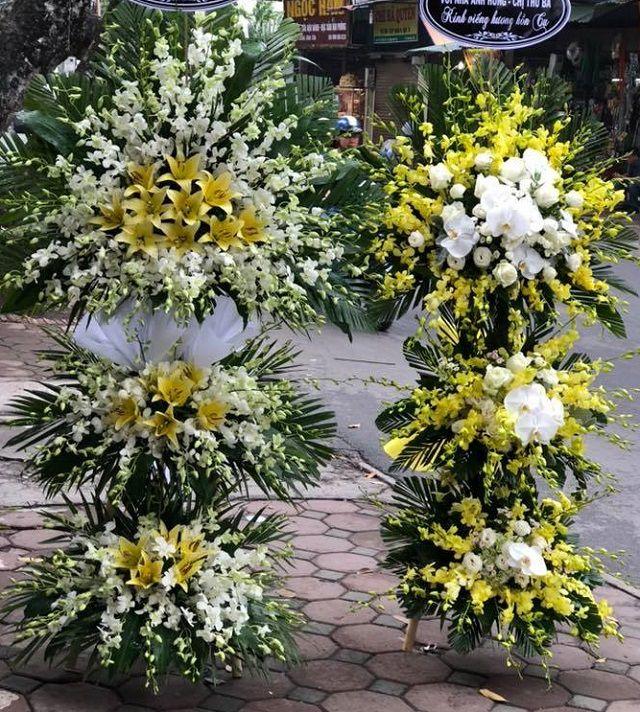 hoa tang lễ hà đông