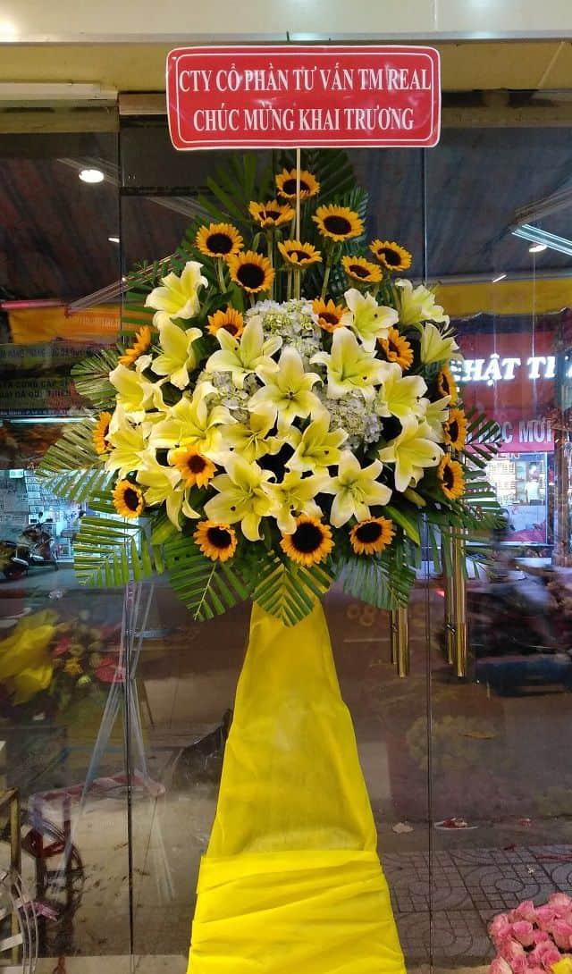 Shop hoa tuoi quan 2