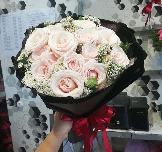 hoa tặng ngày 8 - 3